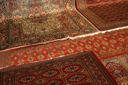 Jedwabne dywany
