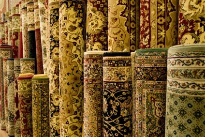 Dywany orientalne w sklepie